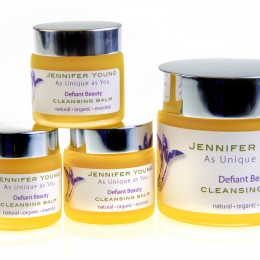 Defiant Beauty Cleansing Balm