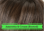 Ameretto & Cream Rooted- Hairware