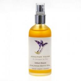 Defiant Beauty Calming Bath Oil