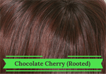 Chocolate Cherry Rooted- Hairware