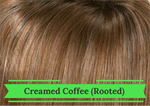Creamed Coffee Rooted - Hairware