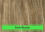 Dark Blonde- Hairware