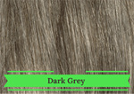 Dark Grey - Hairware