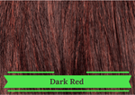 Dark Red - Hairware