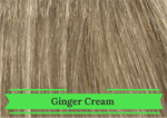 Ginger Cream - Hairware