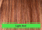 Light Red - Hairware