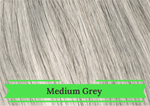 Medium Grey - Hairware