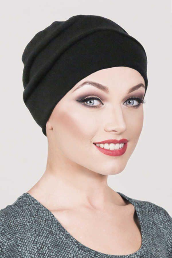 Suzi Hat Black