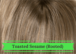 Toasted Sesame Rooted - Hairware