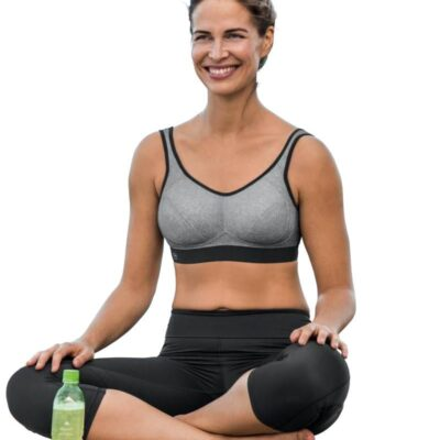 Extreme Control Pocketed Sports Bra by Anita Care