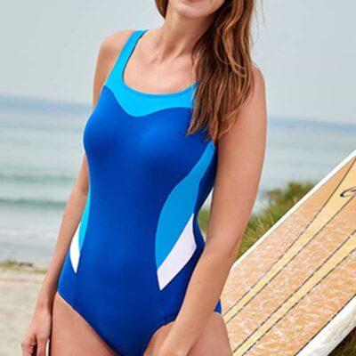 Kos Chlorine Resistent Swimsuit by Nicola Jane Swim