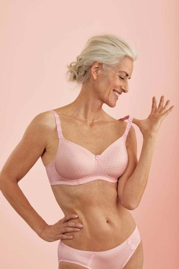Josephine - Care - soft pink - bra and brief