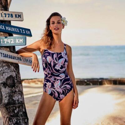 Carini Pocketed Swimsuit by Anita Care Swim
