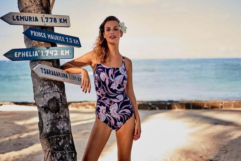 Carini Pocketed Swimsuit by Anita Care Swim