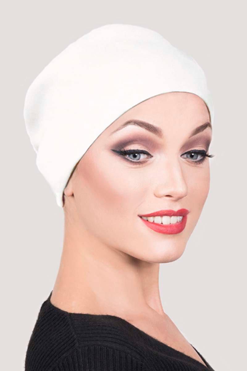 anna hat white